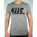 Millencolin - Logo (heather grey)
