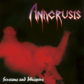 Anacrusis - Screams and Whispers digi-cd