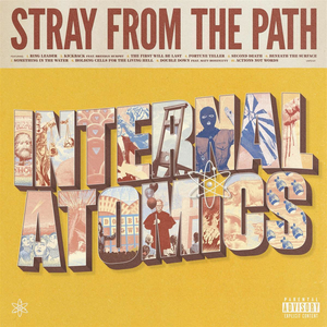 Stray From The Path - Internal Atomics (beer) col lp