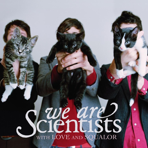 We are Scientists - With Love and Squalor - lp