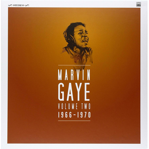 Marvin Gaye - Volume 2: 1966 - 1970 - lp box