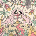 Lone Wolf - Together Alone lp