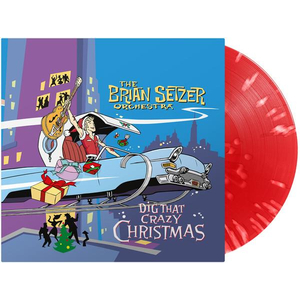 Brian Setzer Orchestra, The - Dig That Crazy Christmas - col lp