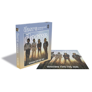 Doors, The - Waiting For The Sun (Jigsaw Puzzle 500)