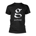 Garbage - Logo (black)