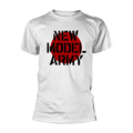 New Model Army - Logo (white)