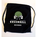 Green Hell Records - New Busses Logo / Turnbeutel
